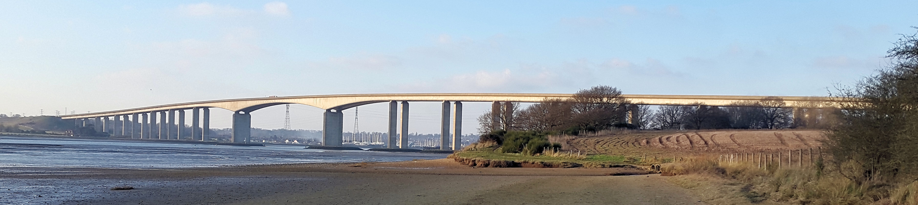 Picture of Orwell Bridge